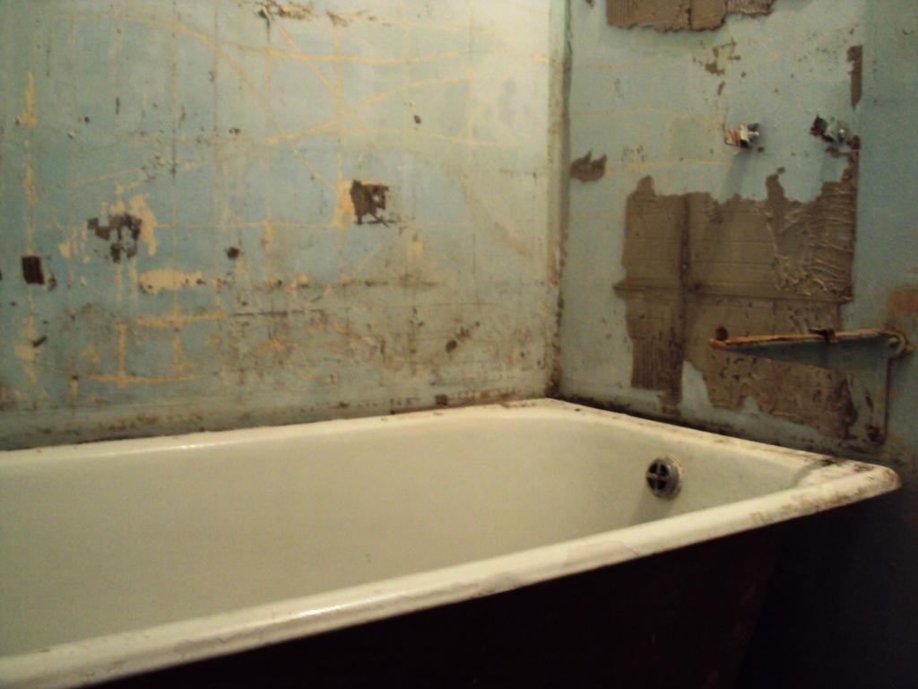 Как сделать ремонт своими руками ванной комнаты
