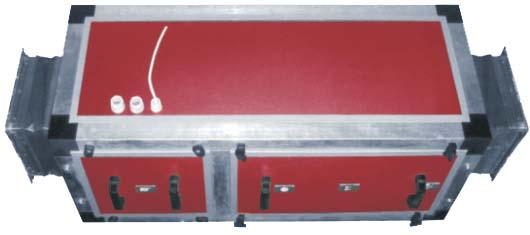 Компактные вентиляционные установки
