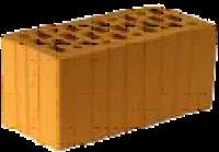 Блоки керамические поризованные