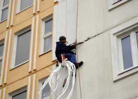 Фасадные работы в Минске