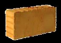 Кирпич керамический одинарный  полнотелый  рядовой (СТБ-1160-99)