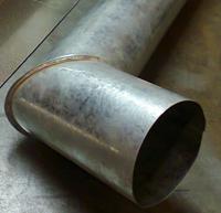 Колено трубы водосточной
