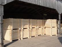 лесозаготовка и реализация сортиментной древесины в круглом виде