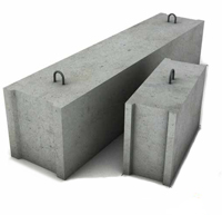 Блоки стен подвалов ФБС