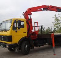 Грузоперевозки и доставка строительных материалов