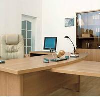 Корпусная и встроенная офисная мебель: столы, рецепшн