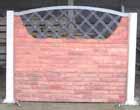 Купить забор. Фото бетонных заборов